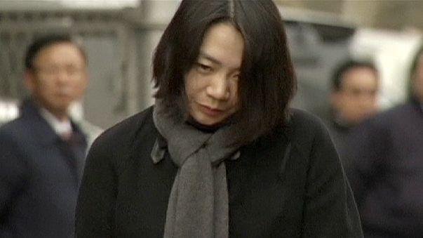 """Dél-Korea: egy év börtön a """"rágcsi-ügy"""" miatt"""