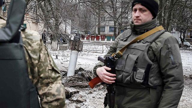 Ukraine : fuir les combats, mais jusqu'où?