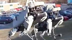 Spot, the latest robot dog from Boston Dynamics