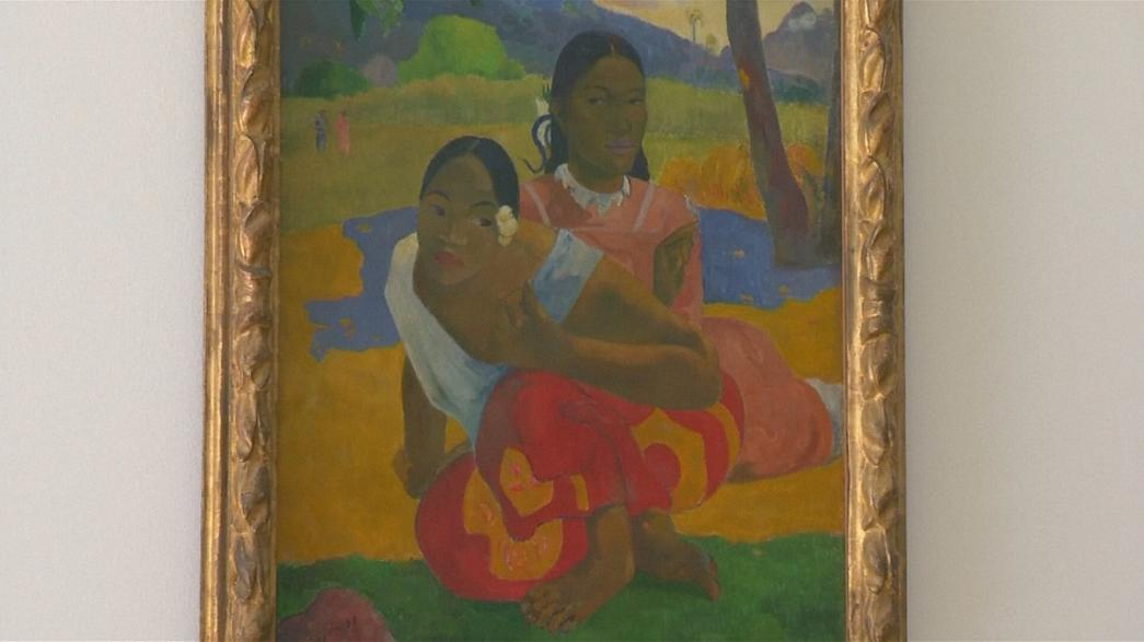 A 300 millió dolláros kép - rekordáron kelt el Gauguin Nafea című festménye