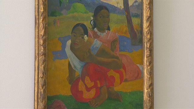 Un Gauguin da record in mostra a Basilea
