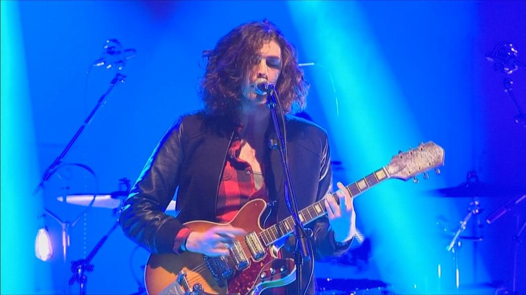 "Hozier : sur la vague de ""Take me to the church"""