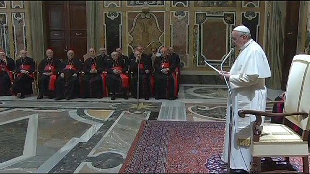 Vatican : où en sont les réformes de la Curie?
