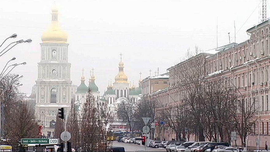 سكان كييف غير متفائلين بإتفاق وقف اطلاق النار