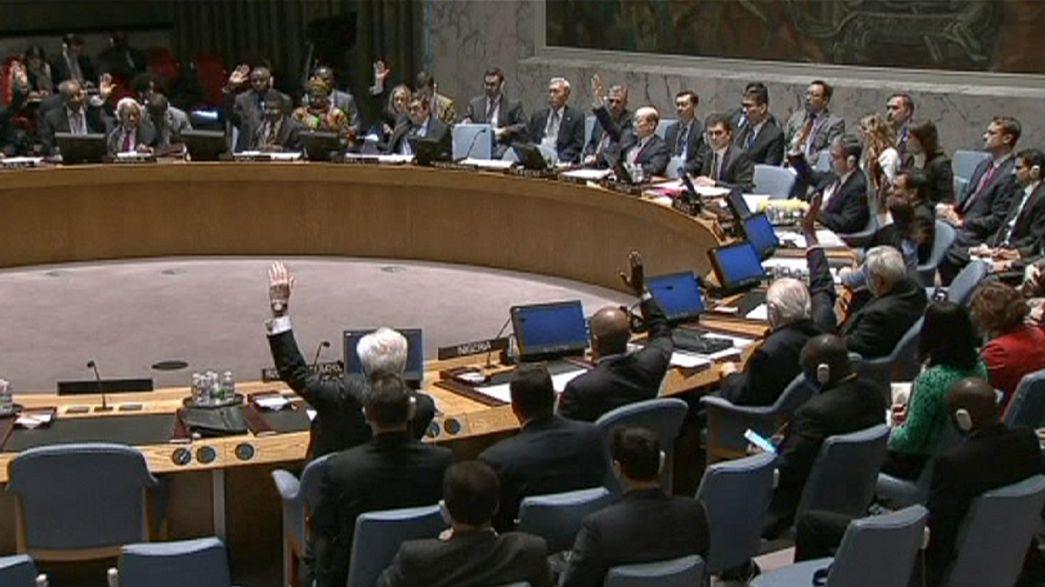 La ONU aprueba una resolución para cortar la financiación del islamismo