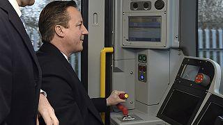 Cameron masiniszta lett egy kicsit