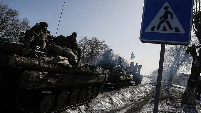 Mutual mistrust over eastern Ukraine after Minsk peace talks