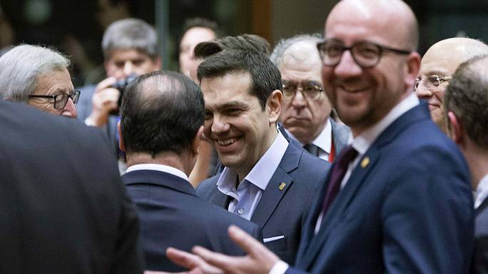 EU Summit: Tsipras agrees to talk to creditors over Greek bailout