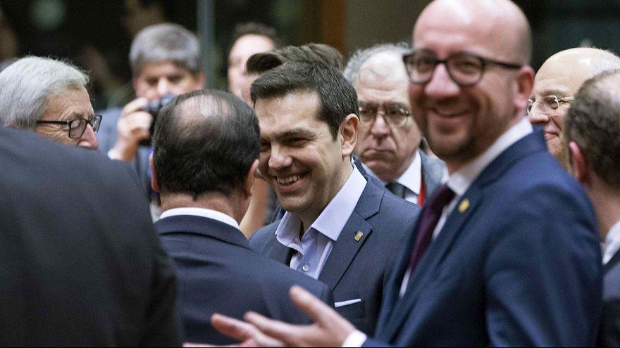 اوکراین و یونان محور اصلی مذاکرات سران اروپایی در بروکسل