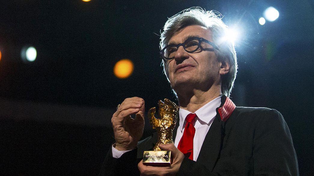 Wim Wenders, Oso de Oro de Honor a toda una carrera