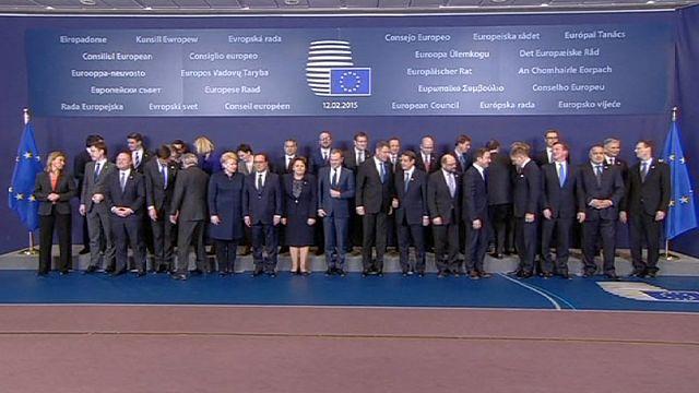 برنامج يوروب ويكلي في الاسبوع الثاني من شهر شباط فبراير 2015
