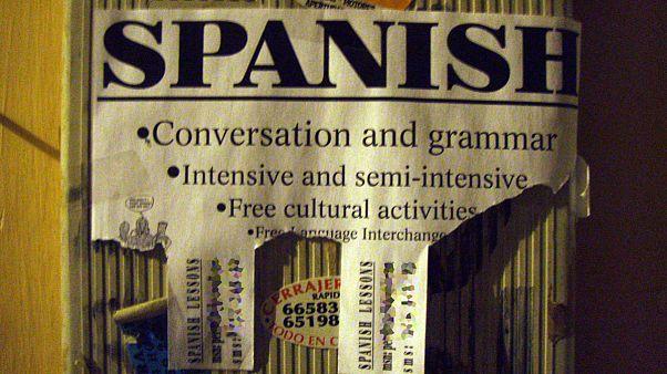 Quand on parle espagnol, on est plus optimiste!