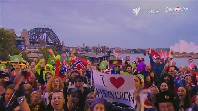 Australia invited to take part in Eurovision song contest