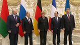 Minsk im Rückblick und Berichte von der Front