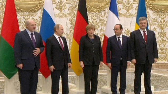 Ukrayna Avrupa'nın gündeminden düşmüyor