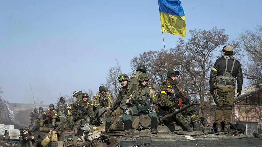 Prosiguen los combates en el este de Ucrania a menos de dos días del comienzo del alto el fuego