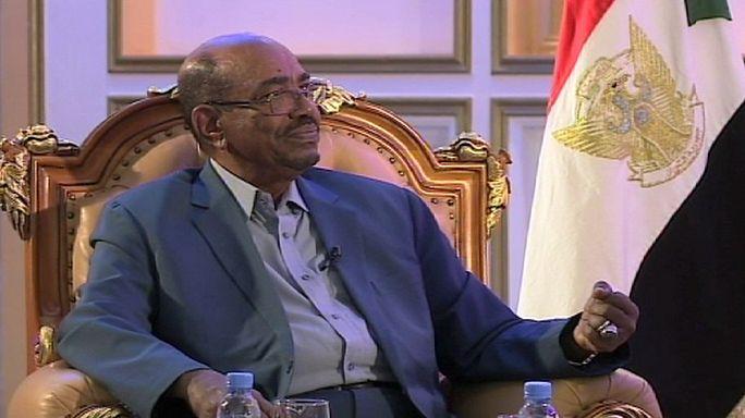 الرئيس السوداني عمر حسن البشير ينفي في حوار حصري ليورونيوز وقوع عمليات اغتصاب في إقليم دارفور