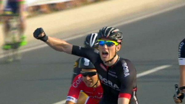 رکابزن هلندی، فاتح رقابتهای دوچرخه سواری قطر