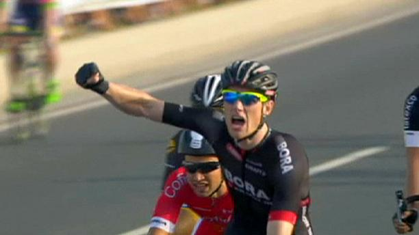 Terpstra defends Tour of Qatar title