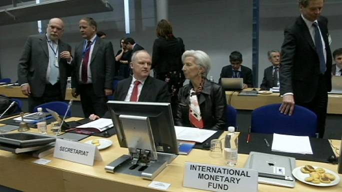Greeks optimistic of new credit deal ahead of eurogroup talks