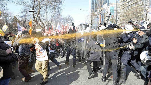 Manifestations en Turquie pour un enseignement laïc
