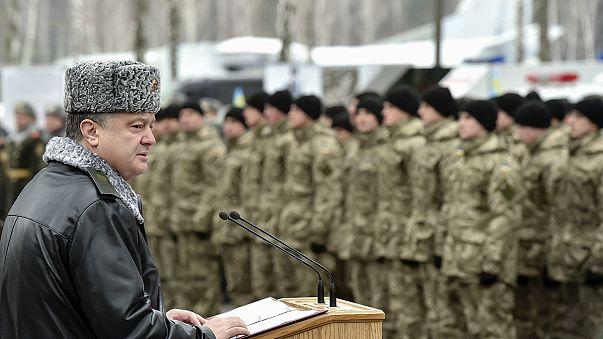 Poroschenko warnt vor Illusionen nach Minsker Abkommen
