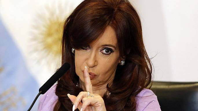 Argentina president Cristina Fernandez faces cover-up probe