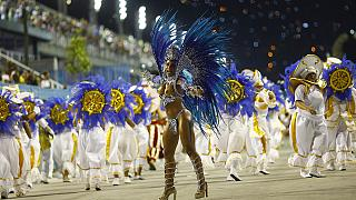 Carnaval começa no Rio