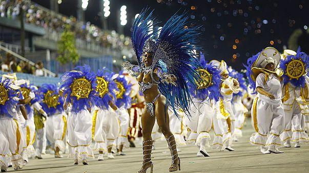 Öt nap szamba, elkezdődött a riói karnevál