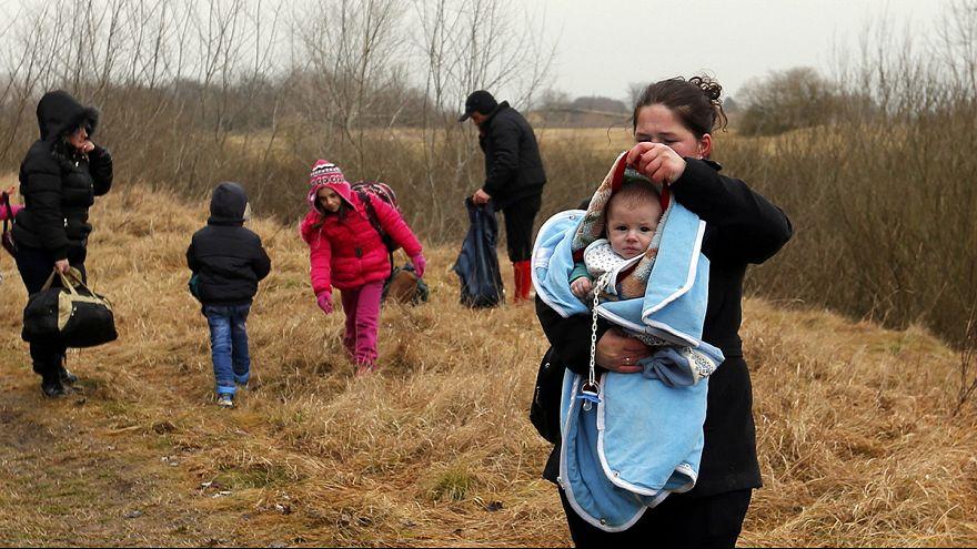 В страны ЕС хлынули потоки мигрантов из Косова