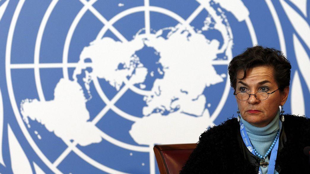 Clima: concessões de Genebra podem sair caras em Bona