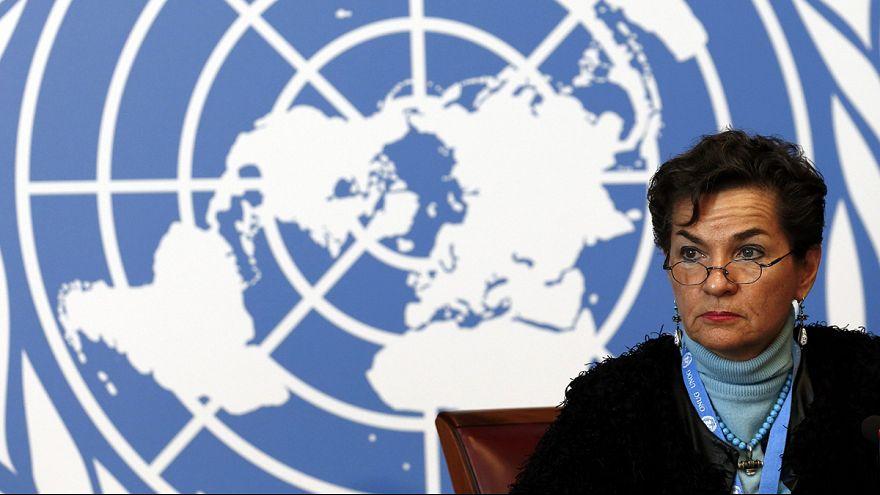 الاتفاق على مسودة نص اتفاق لمكافحة التغير المناخي