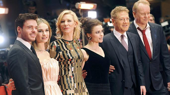 Kenneth Branagh's Cinderella premiers at Berlinale 2015