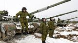 Vor Waffenruhe in Ost-Ukraine: Kämpfe gehen unvermindert weiter