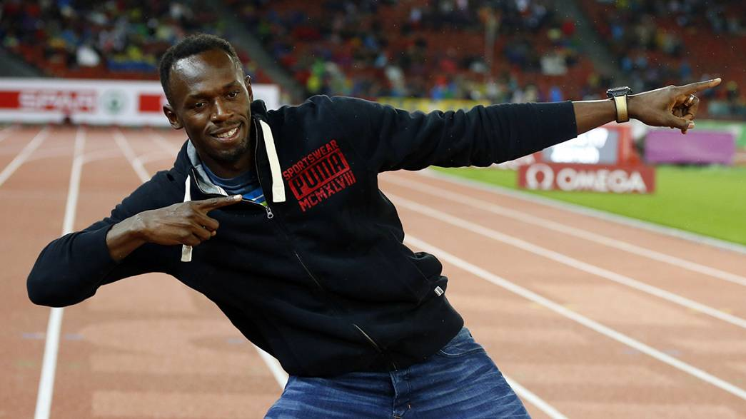 Bolt says will hang up spikes after london 2017