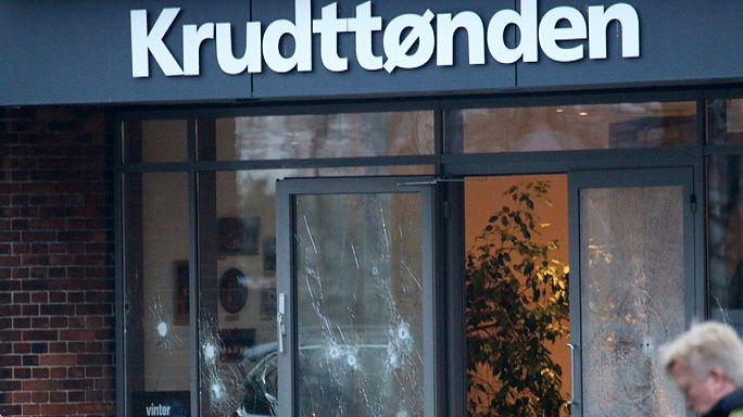 Дания: участники конференции спокойно встретили новость о нападении на них