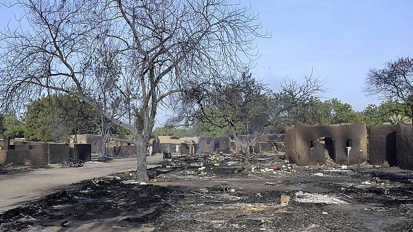 Footage shows Boko Haram's latest deadly attack