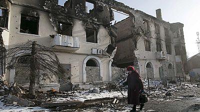 Entra en vigor el alto el fuego en el este de Ucrania