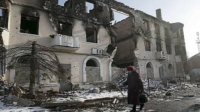 Waffenruhe in Ostukraine in Kraft getreten