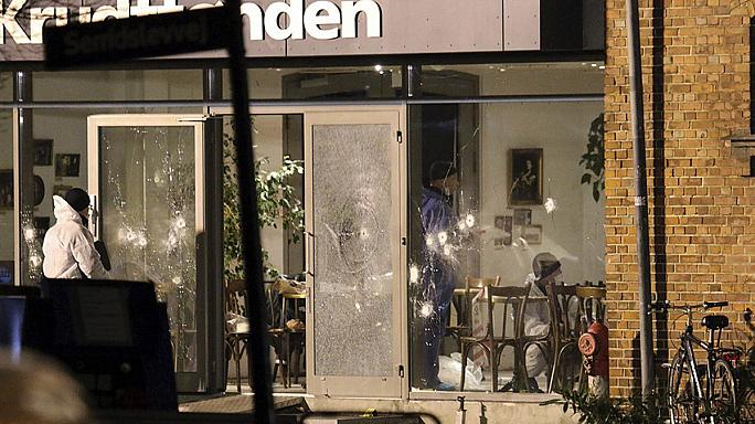 Danimarka'da çifte saldırı
