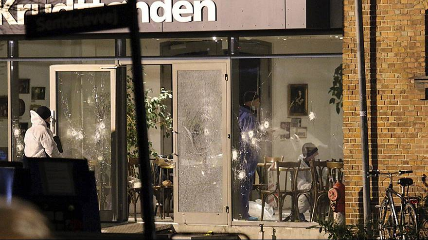 Police in dawn shoot-out following two deadly attacks in Copenhagen