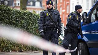 Kopenhag saldırganı öldürüldü
