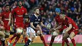 Gales se estrena en el Seis Naciones tras ganar a Escocia