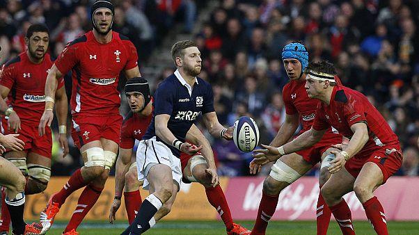 بلد الغال يهزم أسكتلنداعلى أرضها لحساب بطولة الأمم الست للروغبي
