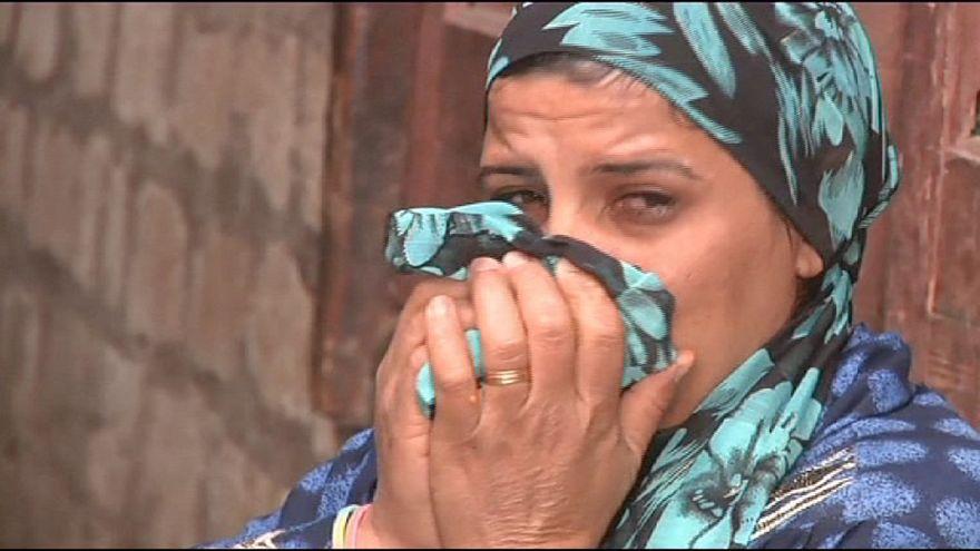 """تنظيم """"الدولة الاسلامية"""" يعدم 21 مصريا في ليبيا والسيسي يتوعد بالقصاص"""