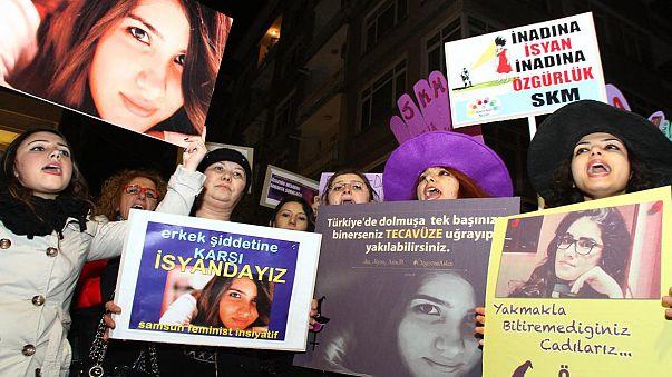 Türkiye'nin gündemi Özgecan cinayeti
