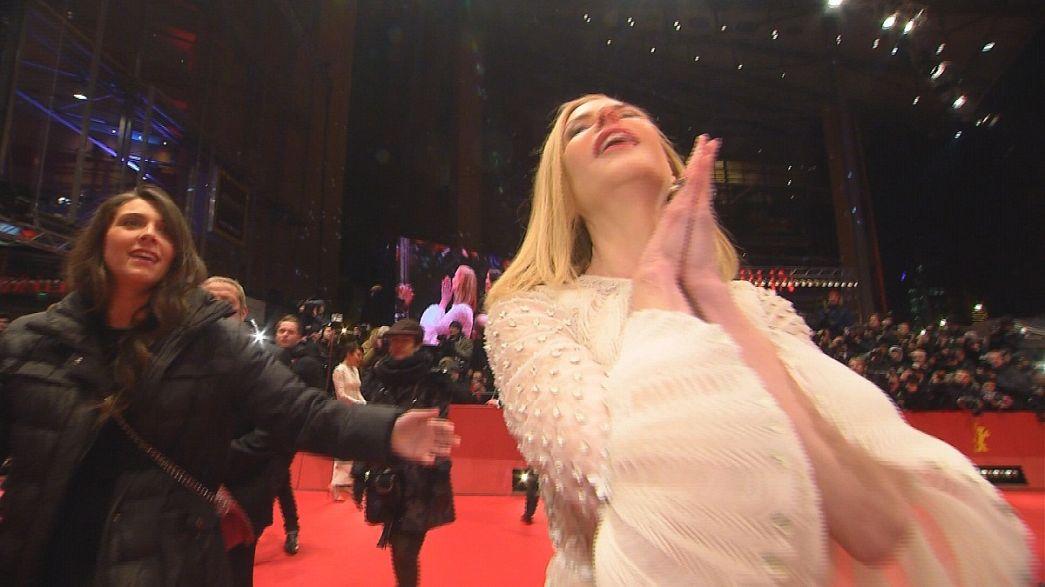 Flash, lustrini ma anche contenuti alla Berlinale 2015
