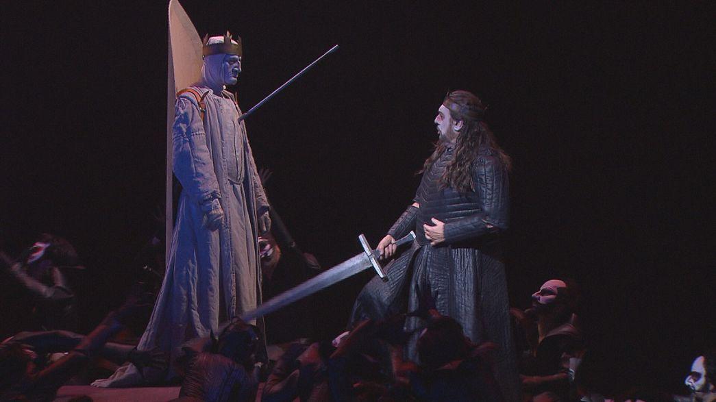 Dans le rôle de Macbeth, Plácido Domingo enchante le Staatsoper de Berlin