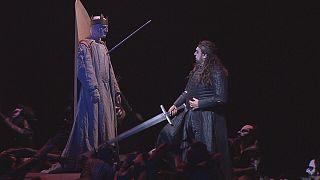 Plácido Domingo cambia de registro para meterse en la piel de Macbeth