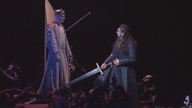Domingo antihős-szerepben Verdi Macbeth-jében